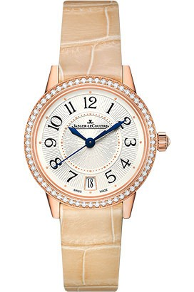 Jaeger - LeCoultre Rendez Vous Ladies 28mm Automatic in Rose Gold