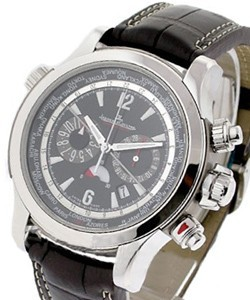 Jaeger - LeCoultre Extreme World Chronograph Mens Automatic in Titanium