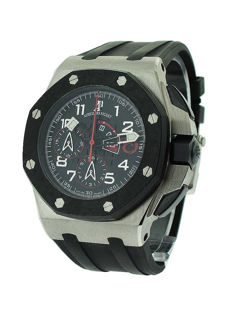 Audemars Piguet Team Alinghi Offshore in  Platinum