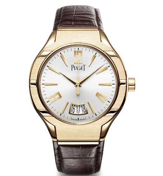 Piaget Polo Mens 43mm Automatic in Rose Gold