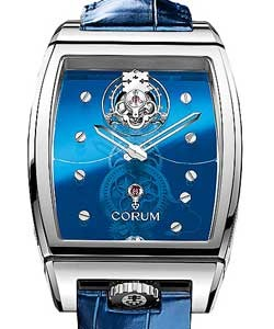 Corum Ti Bridge White Gold