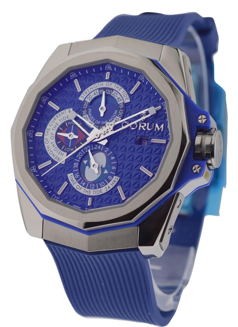 Corum Admirals Cup AC-One in Titanium