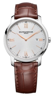 Baume & Mercier Classima Executives 42mm in Steel