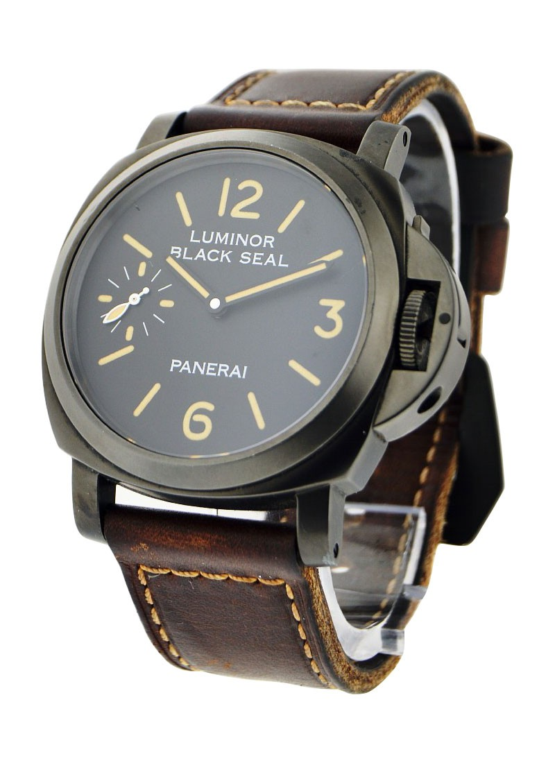 Panerai PAM 785   Special Edition Daylight and Black Seal Set