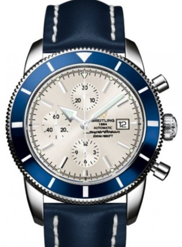 Breitling Superocean Chronographe Heritage 46mm in Steel
