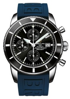 Breitling Superocean Heritage 46mm Chronograph Mens in Steel