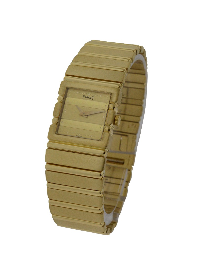 Piaget Polo Mid Size in Yellow Gold