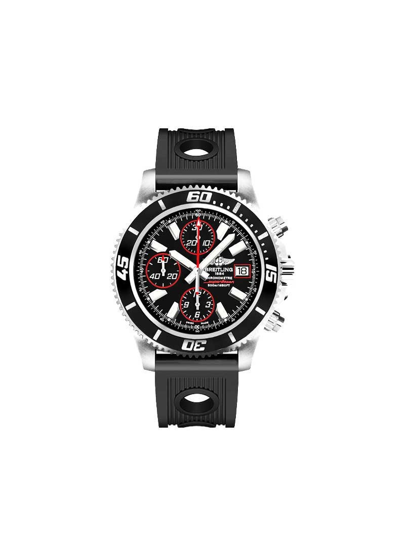Breitling Superocean Abyss Chronograph II Mens Automatic in Steel