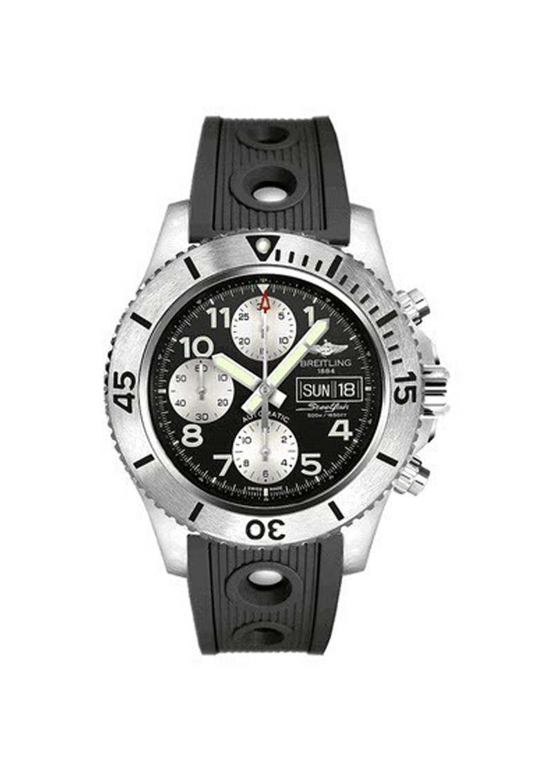 Breitling Superocean Chronograph Steelfish in Steel