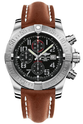 Breitling Super Avenger II Mens Automatic Chronograph   Steel