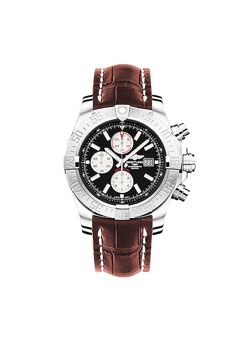 Breitling Super Avenger II Men's Automatic Chronograph - Steel