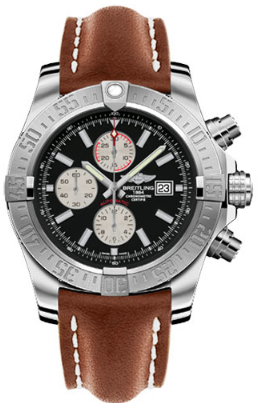 Breitling Super Avenger II Men's Automatic Chronograph   Steel
