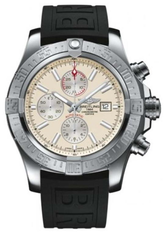 Breitling Super Avenger II Chronograph Automatic in Steel