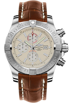 Breitling Super Avenger II Men's Automatic Chronograph in Steel