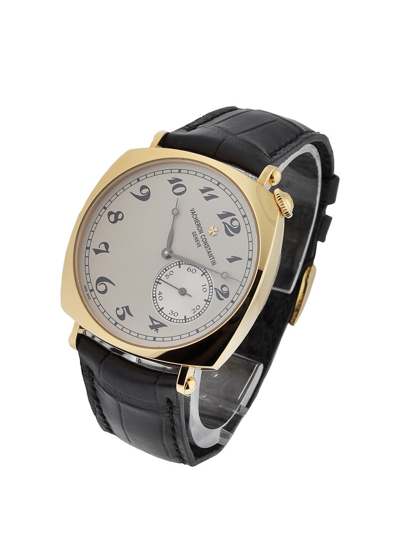 Vacheron Constantin Historiques American 1921 in Yellow Gold