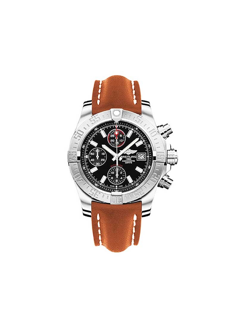 Breitling Avenger Mens 45mm Chronograph in Steel