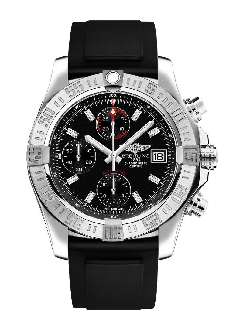 Breitling Avenger Mens Chronograph Automatic Watch