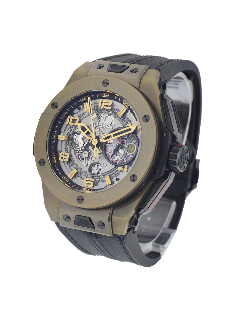 Hublot Big Bang Ferrari 45mm in Rose Gold