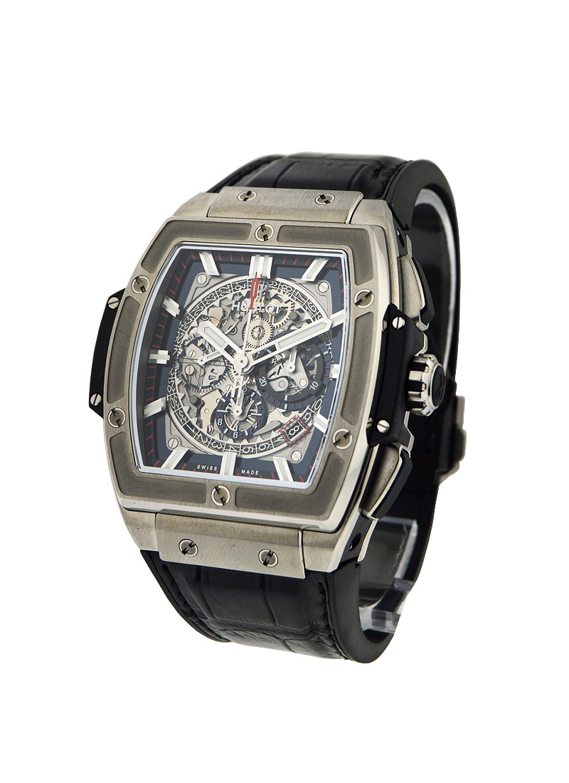 Hublot Spirit of Big Bang in Titanium