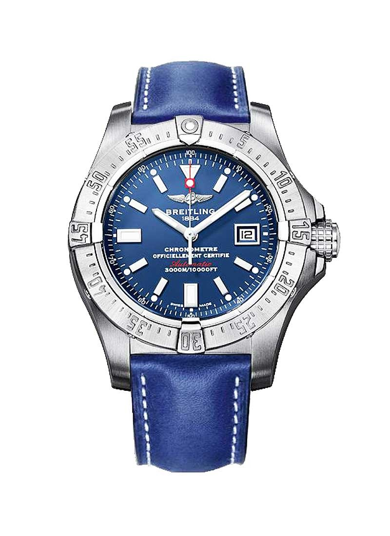 Breitling Avenger Seawolf Mens 45.4mm Automatic  in Steel