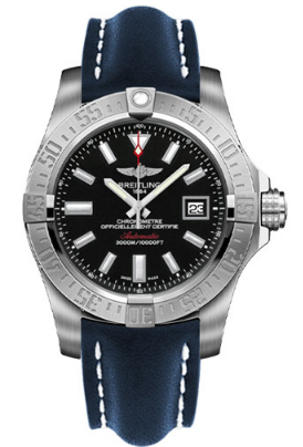 Breitling Avenger II Seawolf Automatic Chronometer in Steel
