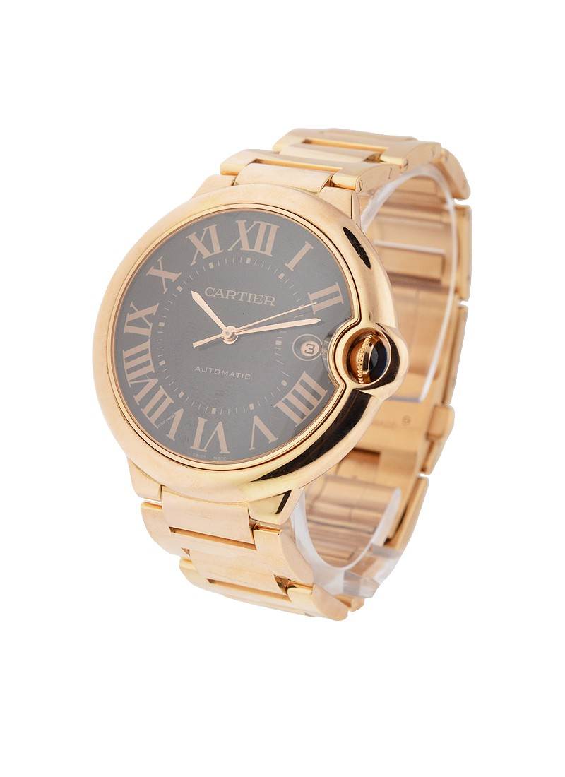 Cartier Ballon Bleu Rose Gold 42mm