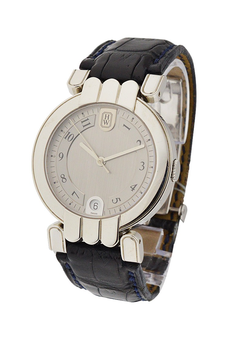 Harry Winston Vintage 36mm  in PLatinum