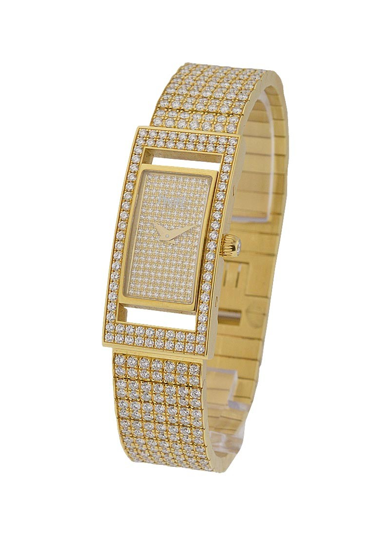 Piaget Classique in Yellow Gold