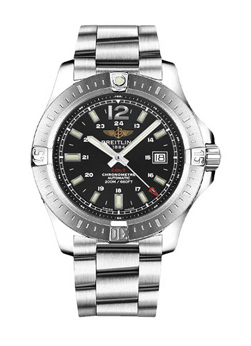Breitling Colt 44mm Automatic in Steel