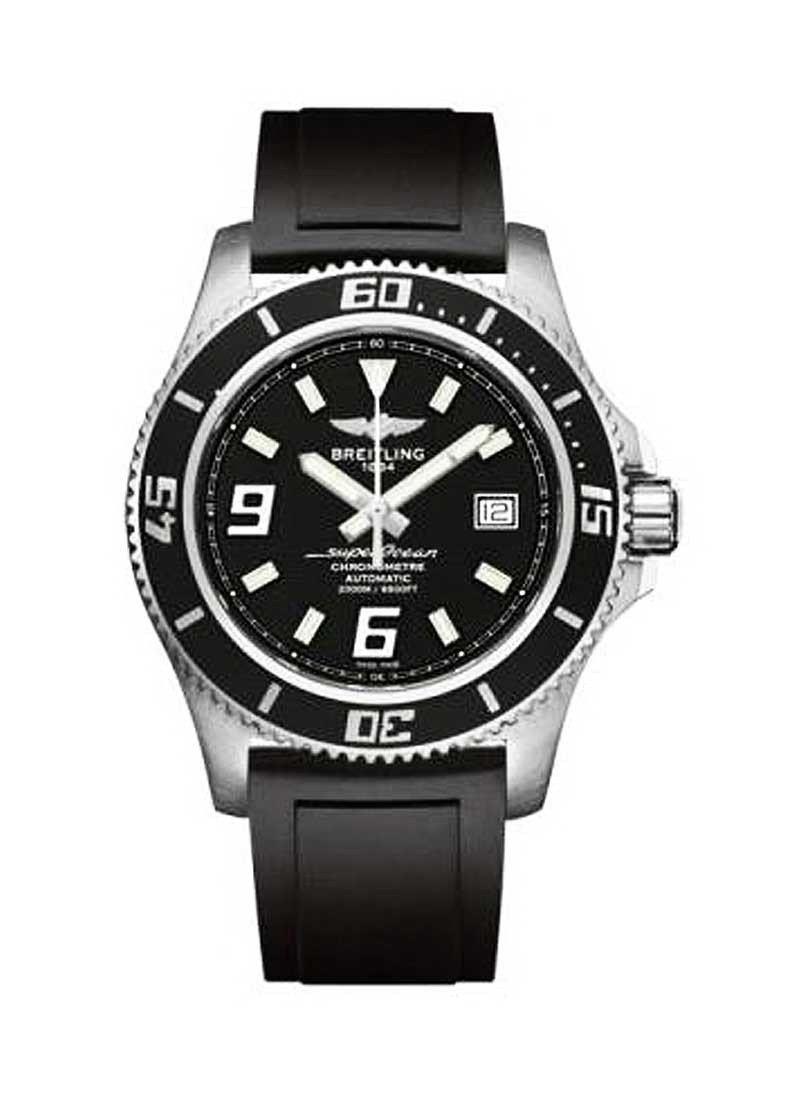 Breitling Superocean 44 Mens Automatic in Steel