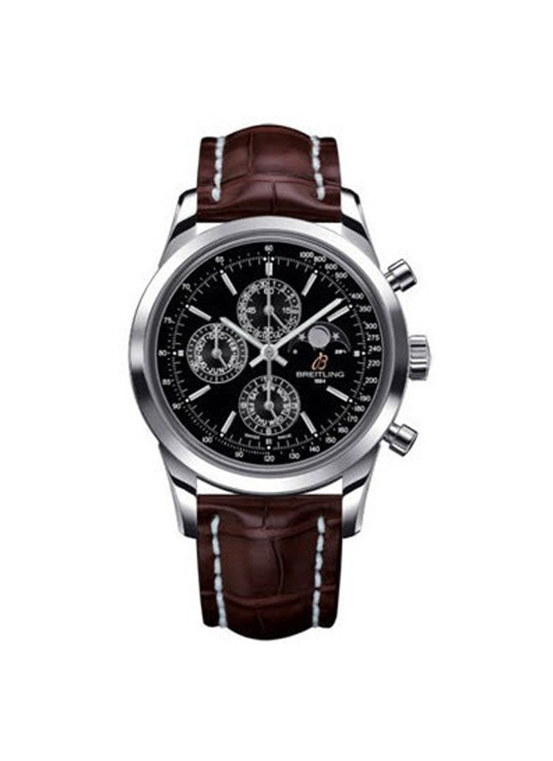 Breitling Transocean Chronogprah 1461 Automatic in Steel