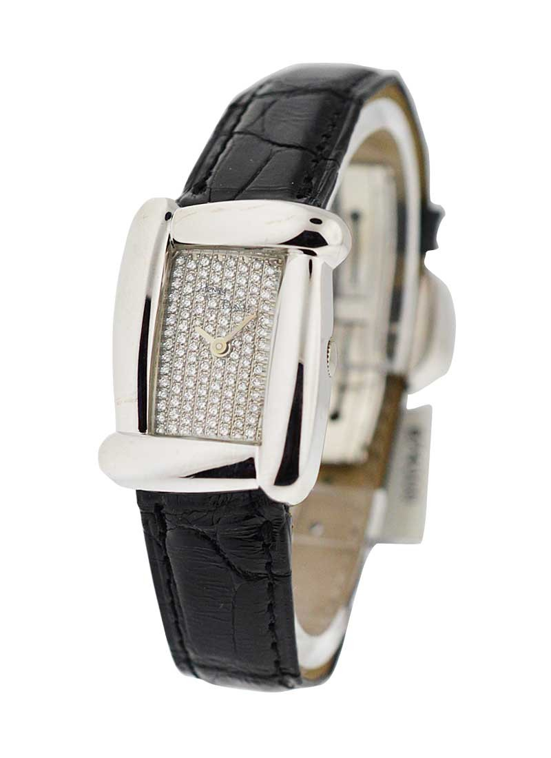 Henry Dunay Sabi in White Gold with Polished Case