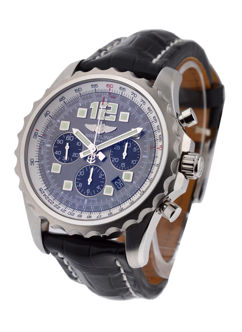 Breitling Professional Chronospace Automatic in Steel