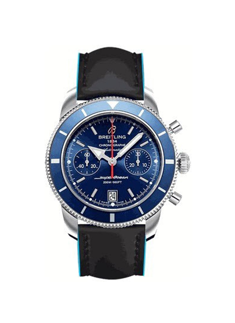Breitling Superocean Chronographe Heritage in Steel