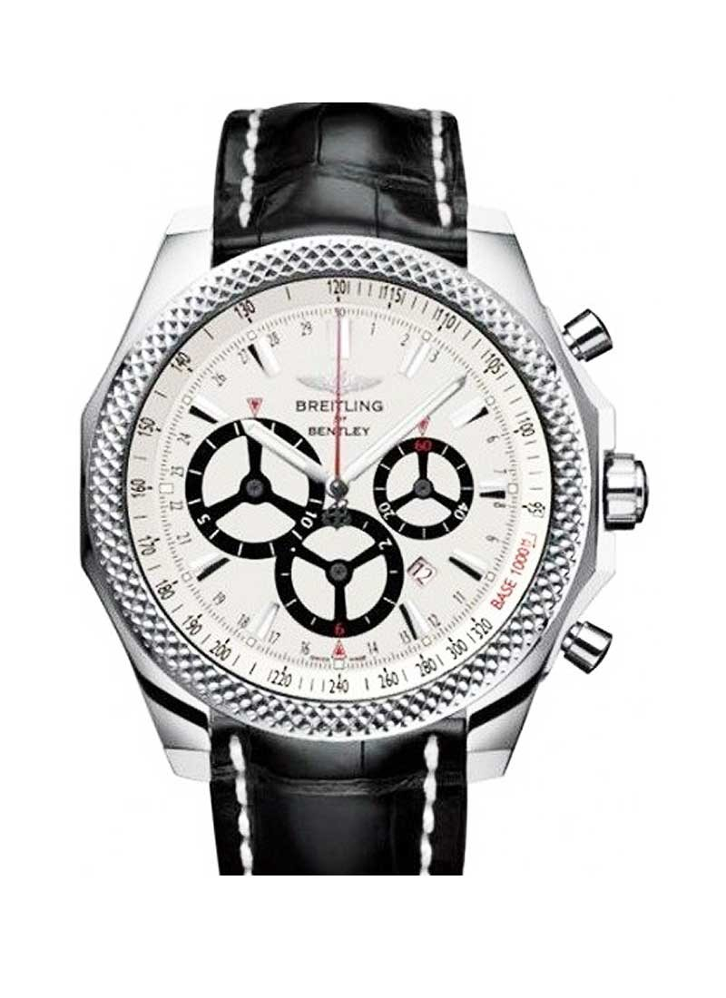 Breitling Bentley Barnato Chronograph in Steel