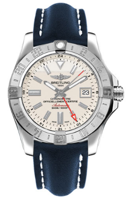 Breitling Avenger II GMT Automatic 43mm in Steel