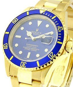 Rolex Used Yellow Gold