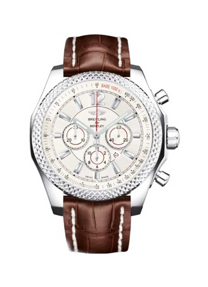 Breitling Bentley Barnato 42mm Automatic in Steel