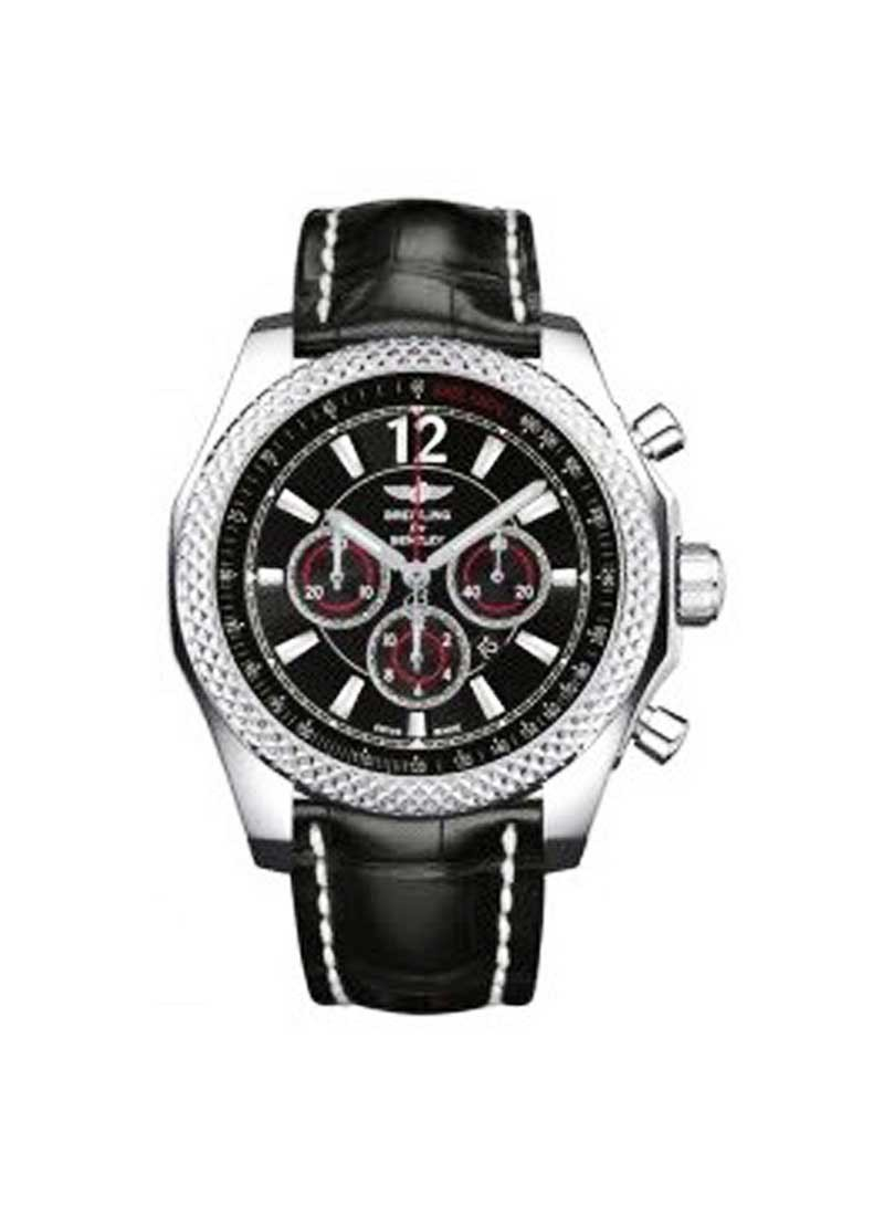 Breitling Bentley Barnato Chronograph Mens 42mm  in Steel