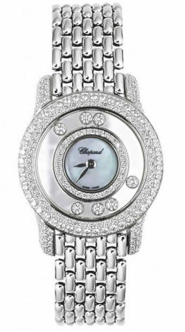 Chopard Happy Diamonds in White Gold