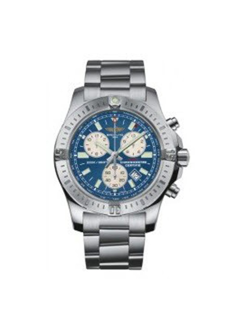Breitling Colt Chronograph Quartz in Steel