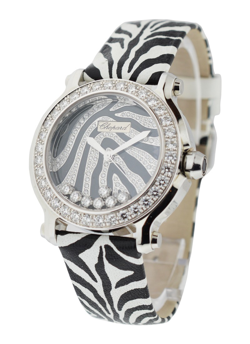Chopard Happy Sport Zebra Special Edition