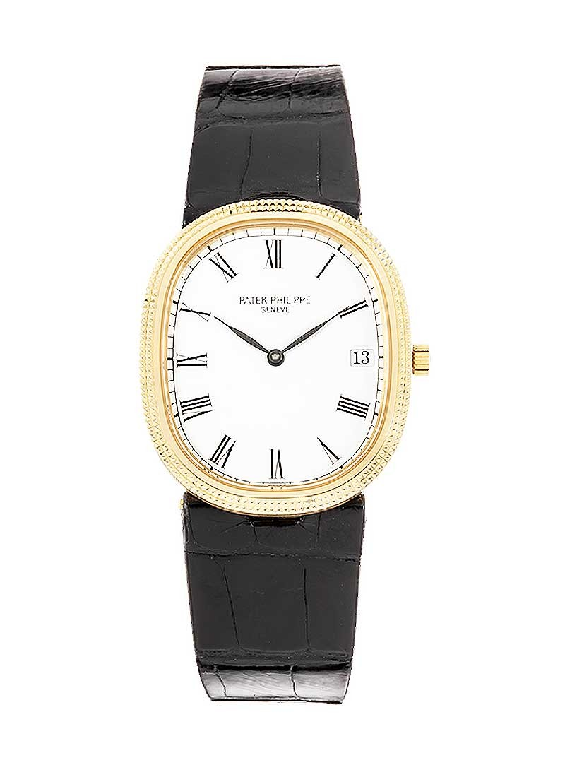 Patek Philippe Ellipse in Yellow Gold