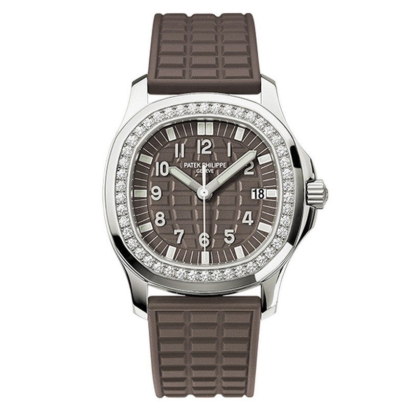 Patek Philippe Lady's Aquanaut Luce   Diamond Bezel