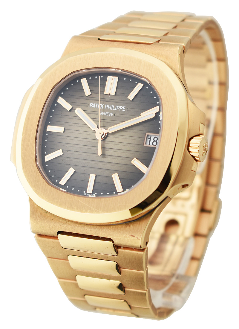 Patek Philippe Nautilus 5711 in Rose Gold