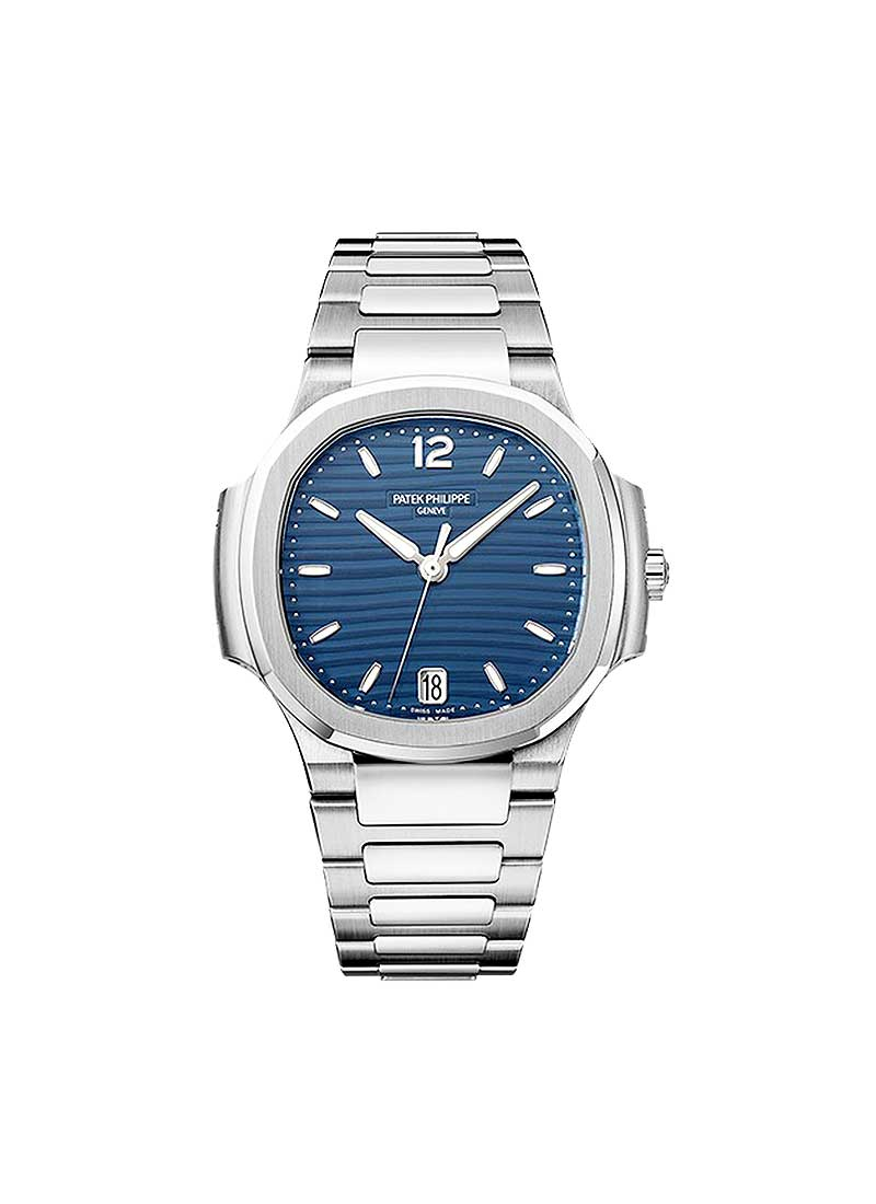 Patek Philippe Nautilus Ladies 7118/1A Automatic in Steel