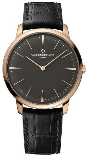 Vacheron Constantin Patrimony Contemporaine Boutiques Exclusive   Rose Gold