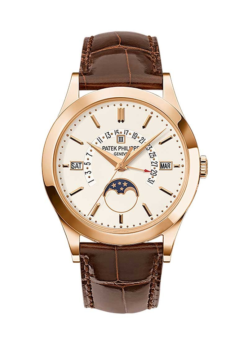Patek Philippe Grand Complication Ref 5496R-001 in Rose Gold
