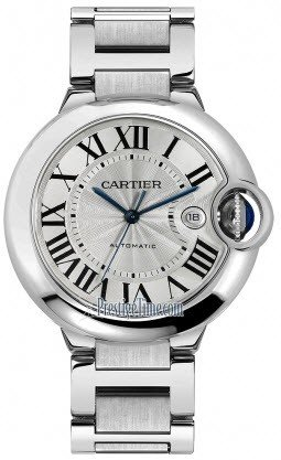 Cartier Ballon Belu 42mm Automatic in Steel