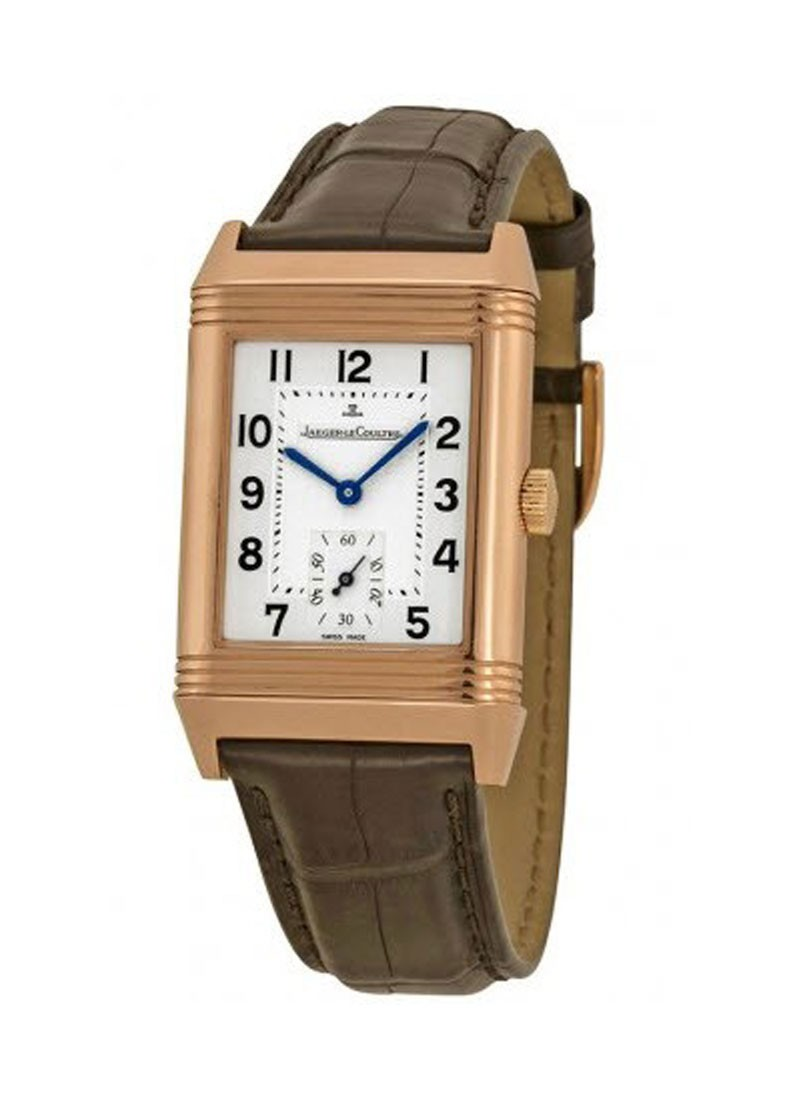 Jaeger - LeCoultre Reverso Grande Taille in Rose Gold